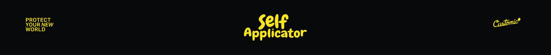 Película Self Applicator.